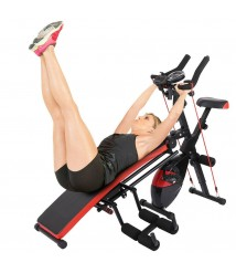 8-in-1 Fitness Equipment,Indo