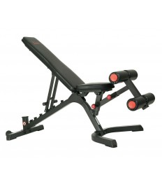 Sunny Fully Adjustable Power Zone Utility Heavy Duty Weight Bench SF-BH6920 NEW