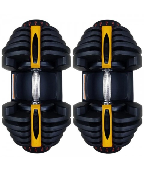2020 New Style Exercise Weight Selection Dumbbell Home Fitness Equipment 40Kg 18