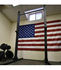 *MADE IN USA*  PRIDE FITNESS Squat / Bench Press Rack * MADE IN AMERICA*