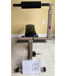 Body by Jake FIRMFLEX Total Body Trainer with 4 Resistance Bands & Manual - EUC