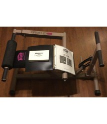 Body By Jake FIRMFLEX Total Body Trainer Exercise Home Gym w/ VHS and Manual