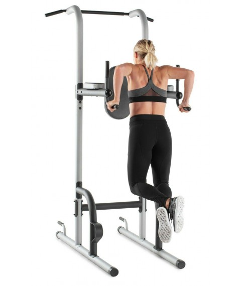 *NEW* PROFORM XR 10.9 POWER TOWER WITH PUSH-UP, PULL-UP & DIP STATION HOME GYM