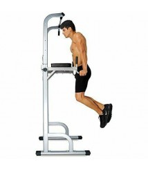Ainfox Power Tower, Capacity 550 Lbs Pull Up Bar Tower Dip Stands Fitness Gym
