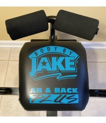 Body by Jake AB & BACK PLUS with Torsion Discs & Manual - Very Nice Condition