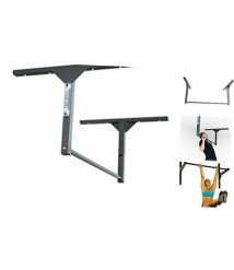 : Ceiling or Wall Mountable Pull Up Bar
