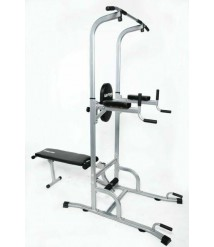 Ader Adjustable Muti-function VKR Power Tower for Home Fitness