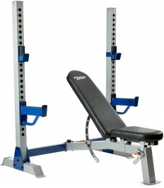 Brand New Fitness Gear Pro Olympic Weight Bench