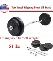 Barbell Weights Set Dumbbell High Quality Exercise Equipment Home Gym Fitness