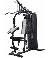Best Home Gym Equipment Multi Station Workout Bench Pulley Lat Pull Down Machine