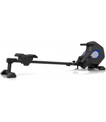 Amzchoice Foldable Magnetic Rower Rowing Machine with 8 Resistance for Full Body Exercise Indoor Workout