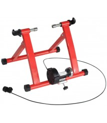 Bike Bicycle Smart Bike Resistance Trainers Indoor Exercise Bicycle Magnetic Stand for Wheel of 24