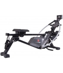 Body Power 3-in-1 Conversion Rowing Machine with Strength Resistance Cable Training, Rower Exercise Equipment for Home Gym BRW3268