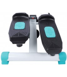 Bicaquu Convenient Step Training Safe and Stable Fitness Stepper Compact and Portable Practical Office for Home