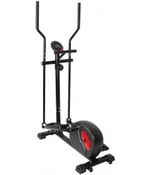 Beacaden Magnetic Elliptical Machine Trainer Smooth Quiet Driven for Home Gym Exercise