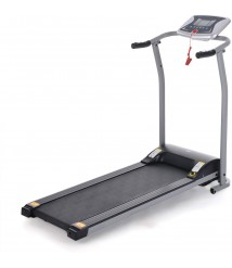 BATHWA Electric Treadmills Running Walking Jogging Exercise Fitness Machine,Folding Treadmill for Home with LCD Monitor,Pulse Grip, Safe Key,Shock Absorption and Incline